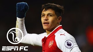 Chelsea jumps into race for Alexis Sanchez with Manchester United   ESPN FC