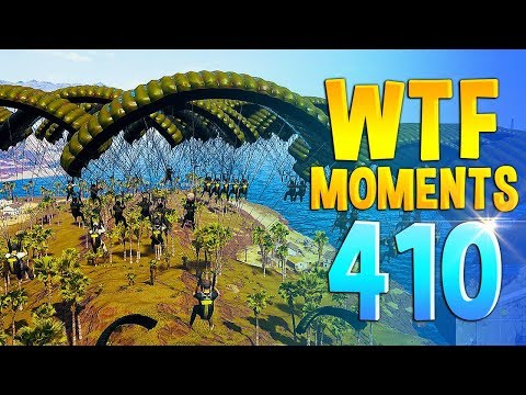 PUBG Daily Funny WTF Moments Highlights Ep 410