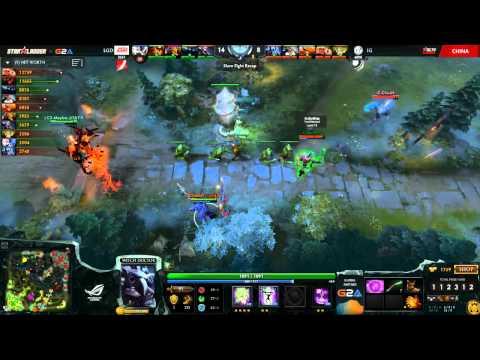 iG vs LGD, SLTV 12 China Play off, Game 2
