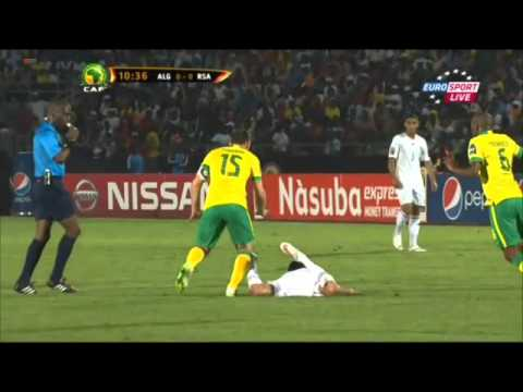 [AFCON 2015] Algeria vs South Africa [Part 1]