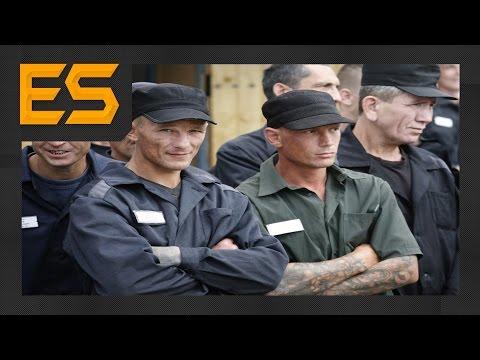 ШОКИРУЮЩЕЕ ВИДЕО БУТЫРКА ЗЕКИ ТЮРЬМА / SHOCKING  BUTYRKA  PRISON