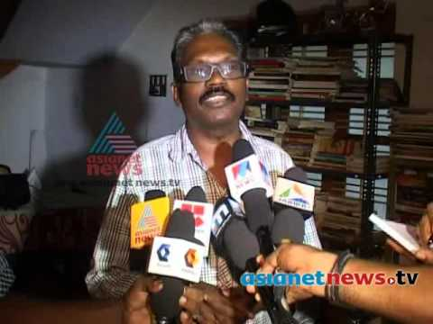 Dr. Biju Response Upon National Award for Best Environmental film
