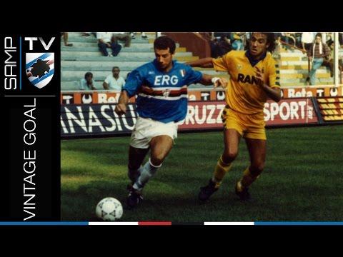 Vintage Goal: Vialli vs Hellas Verona