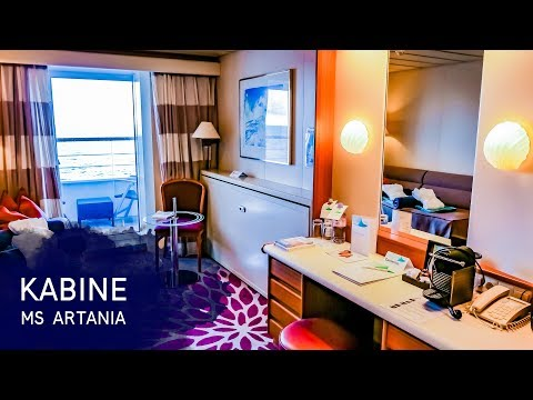 MS Artania - Balkonkabine - Phoenix Reisen