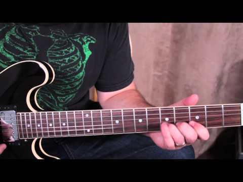 Marty Schwartz Guitar Solo Lesson - Solo Concepts To Embellish The Minor Pentatonic Scale