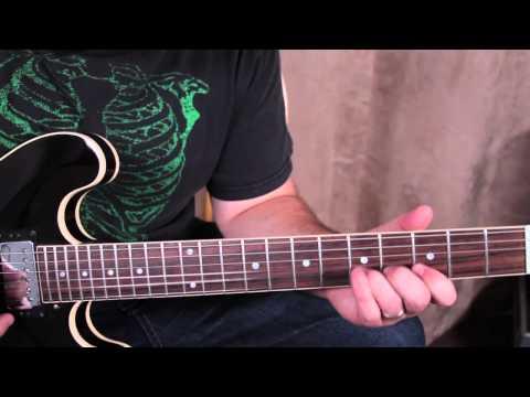 Marty Schwartz Guitar Solo Lesson - Solo Concepts To Embellish The Minor Pentatonic Scale