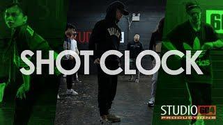 "Ella Mai - ""Shot Clock"" | Kenneth Kadatuan Choreography | STUDIO604"