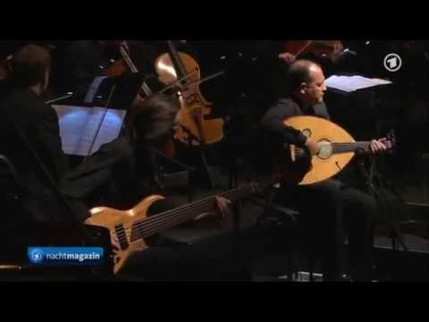 Anouar Brahem - Souvenance - Live at Munich - ARD News