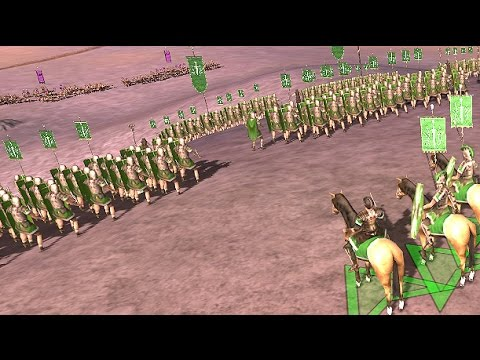 "(VERY HARD DIFFICULTY) ""Battle of Carrhae"" - Rome Total War"