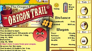 The Oregon Trail (Deluxe) - #1 { They Stole All My Oxen! }