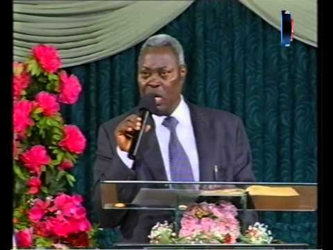 Laying Up Your Treasures In Heaven 1of4  by PASTOR W.F KUMUYI