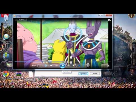 DESCARGAR Dragon Ball Z La Batalla De Los Dioses Pelicula Completa Español Latino #Septiembre2014