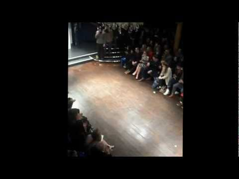 Thumbnail of video Bailando Northern Soul en la London Fashion Week