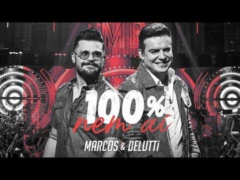 Marcos e Belutti - 100% Nem Aí - DVD 10 Anos