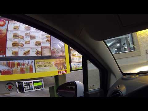 Yuman Man visits Sonic Drive-In on Power & Brown Rd. in Mesa, Arizona