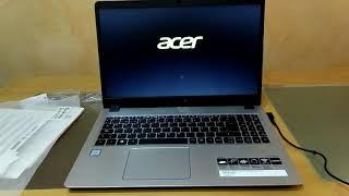 "Acer Aspire 5 A515-52-78YZ Ordenador portátil 15.6"" Unboxing"
