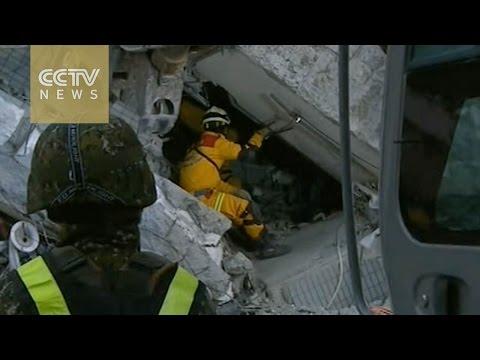 Taiwan Earthquake: Death toll rises to 94
