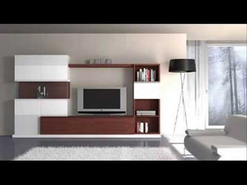 Catalogo de muebles de salon youtube - Muebles de salon modulares modernos ...