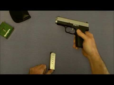 My Conceal Carry Weapon:  Kahr CW45