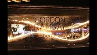 Gordon Ramsey Burger - Las Vegas - Ace is Maurice