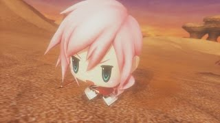 World Of Final Fantasy - Lightning First Appearance