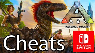 Ark Survival Evolved Nintendo Switch Cheats Admin Console, Spawning Dinosaurs Tamed, Items, God Mode