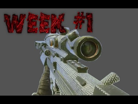 BO2 - Top 10 final Kill Cams Of the Week #1