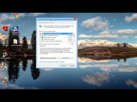 Windows 8 Tips Trucos Secretos  - 85 Eliminar Archivos Innecesarios o Temporales