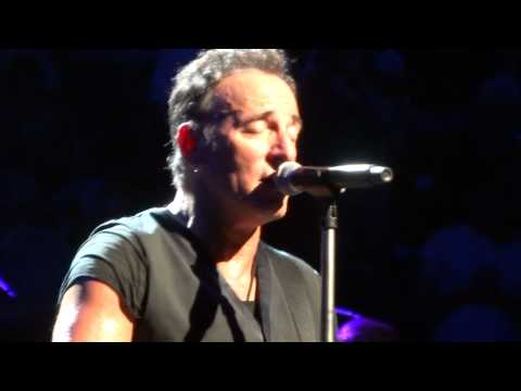 Bruce Springsteen - Incident on 57th street - Paris 5th July - multicam mix HD