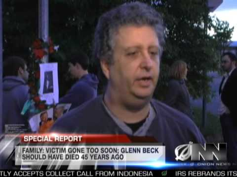 Victim In Fatal Car Accident Tragically Not Glenn Beck