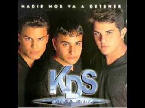 Salsa Kids Quiero Robarte Un Beso