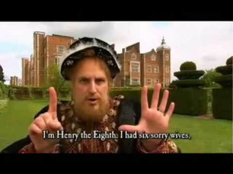 Horrible Histories - The Wives Of Henry Viii (terrible Tudors) video