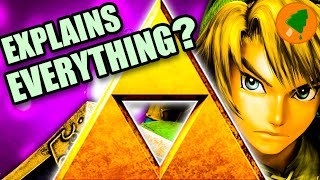 The Triforce: The Story You Never Knew | The Legend of Zelda