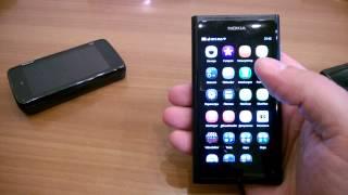 Nokia N9 три года после премьеры