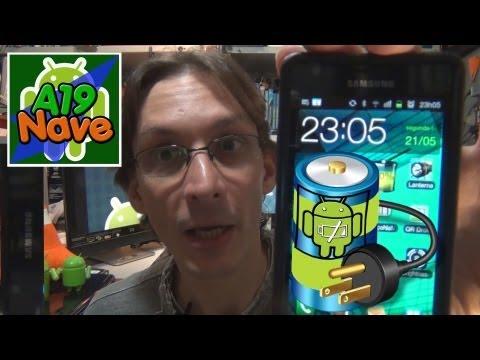 Como economizar bateria de seu smartphone Android - #A19-004