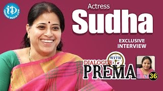 Actress Sudha Exclusive Interview || Dialogue With Prema || Celebration Of Life #36