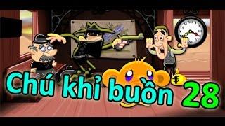 Game chú khỉ buồn 28 | Video hướng dẫn chơi game 24h