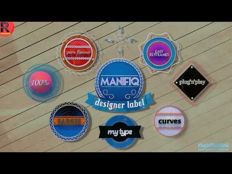 Cinema 4D Projects/Templates - Plug'n'Play.lib4d
