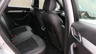 Audi Q3 2.0 TFSI S Line Quattro 4x4 4WD 6 Speed Sat Nav BG62 WJZ