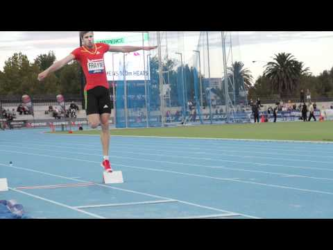 2012 Melbourne Classic Triple Jump Men