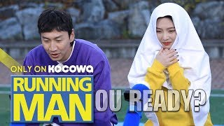 Joy & Kwang Soo Wil be the Ones Getting the Penalty! [Running Man Ep 427]