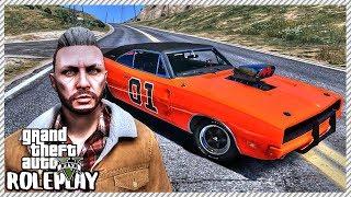 GTA 5 Roleplay - Junkyard Rescue! Saving Dodge Charger | RedlineRP #595