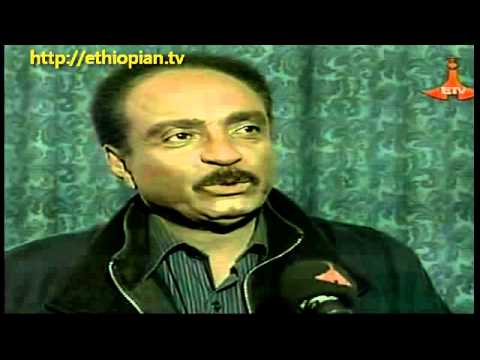 Ethiopian Artists on the Death of PM Meles Zenawi - YouTube