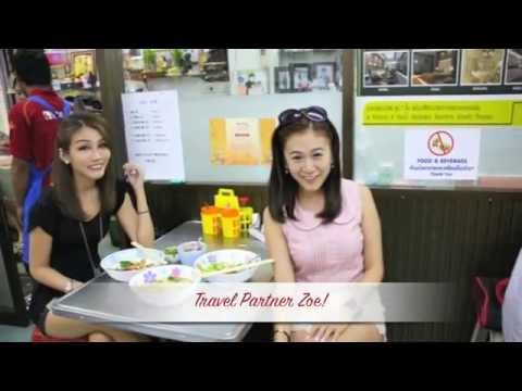 Chan Brothers Travel/Tourism Thailand: Young Explorers - Bangkok (Zoe Raymond & Sheila Mandy)