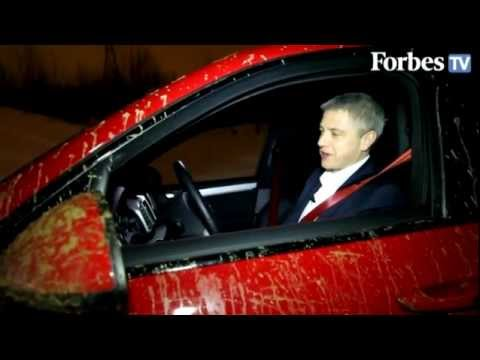 Porsche Cayenne GTS разбитый в хлам (проверка бездорожьем)