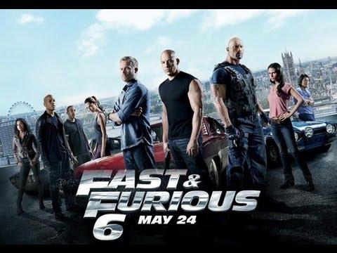 Fast and Furious 6 bloopers (Metidas de pata de la critikconstructiva)