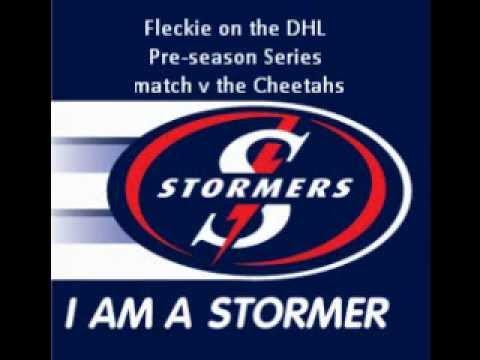Robbie Fleck previews Stormers v Cheetahs - Robbie Fleck previews Stormers v Cheetahs