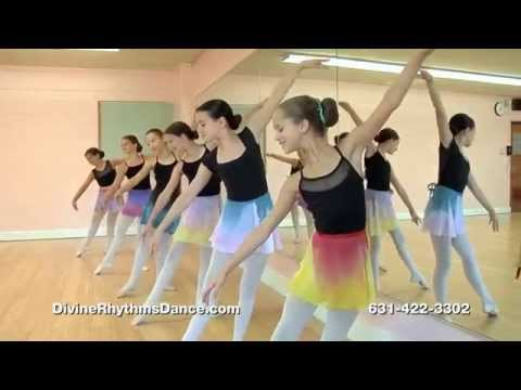 Divine Rhythms Dance Commercial!!