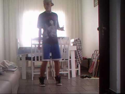 Leo Kulik - I Won't Dance (step Up 3) Freestyle video