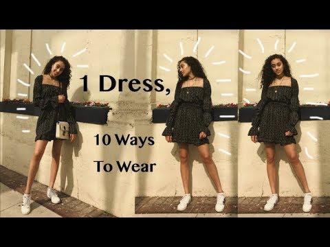 My Design ~ 1 Dress, 10 Ways